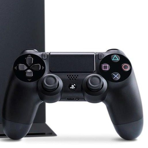 Console Playstation 4 - 1TB com 2 controles + Jogo fifa 18