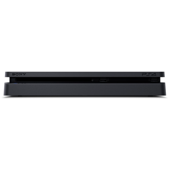 Console Playstation 4 - 1TB ps4 video game + 3 Jogos ( Uncharted 4, Gran Turismo Sport, Syberia 3)