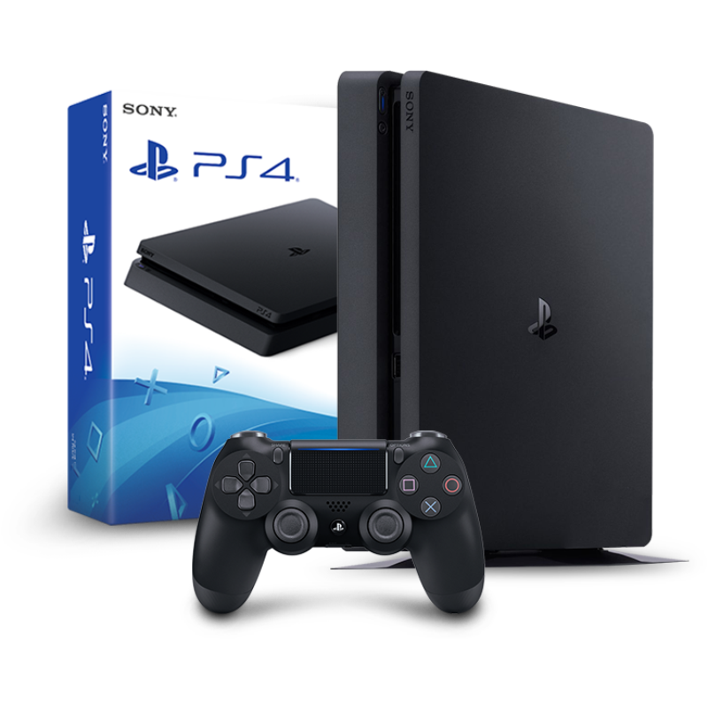 Console Playstation 4 500GB Ps4 Video game Play 4 Super Slim