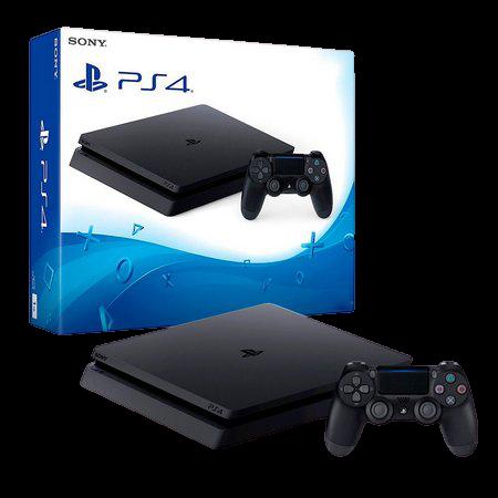Console Playstation 4 500GB Ps4 Video game Play 4 Super Slim (ENTREGA PROGRAMADA)