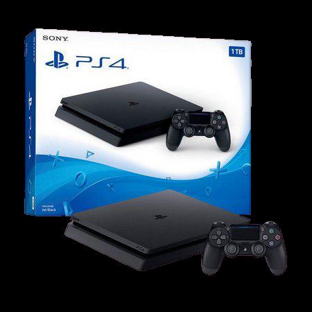 Console Playstation 4 de 1 TB (ENTREGA PROGRAMADA)