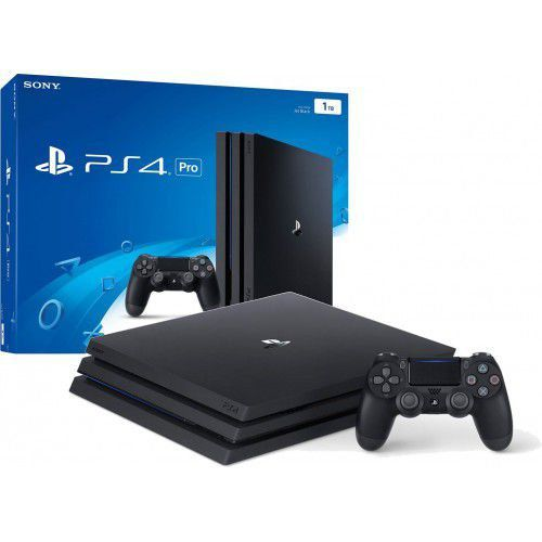 8ab38cd6df4b2 Console Playstation 4 Pro 1TB - Loja de Vídeo-Games