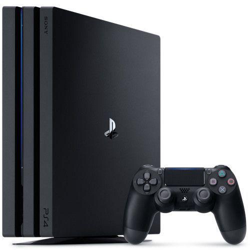 Console Playstation 4 Pro 1TB com 2 controles + 41 JOGOS DIGITAIS