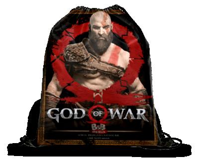 Console PlayStation 4 Pro God of War PS4 Bundle Edição limitada 1Tb + Sacola exclusiva