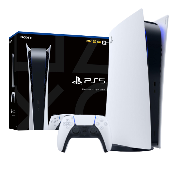 Console PlayStation 5 - Digital Edition Sony (FEVEREIRO)