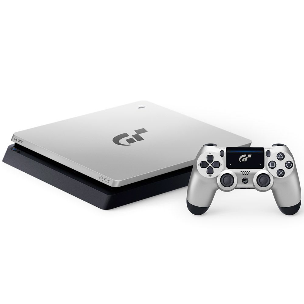 CONSOLE SONY PLAYSTATION 4 SLIM 1TB GRAN TURISMO SPORT SPECIAL EDITION