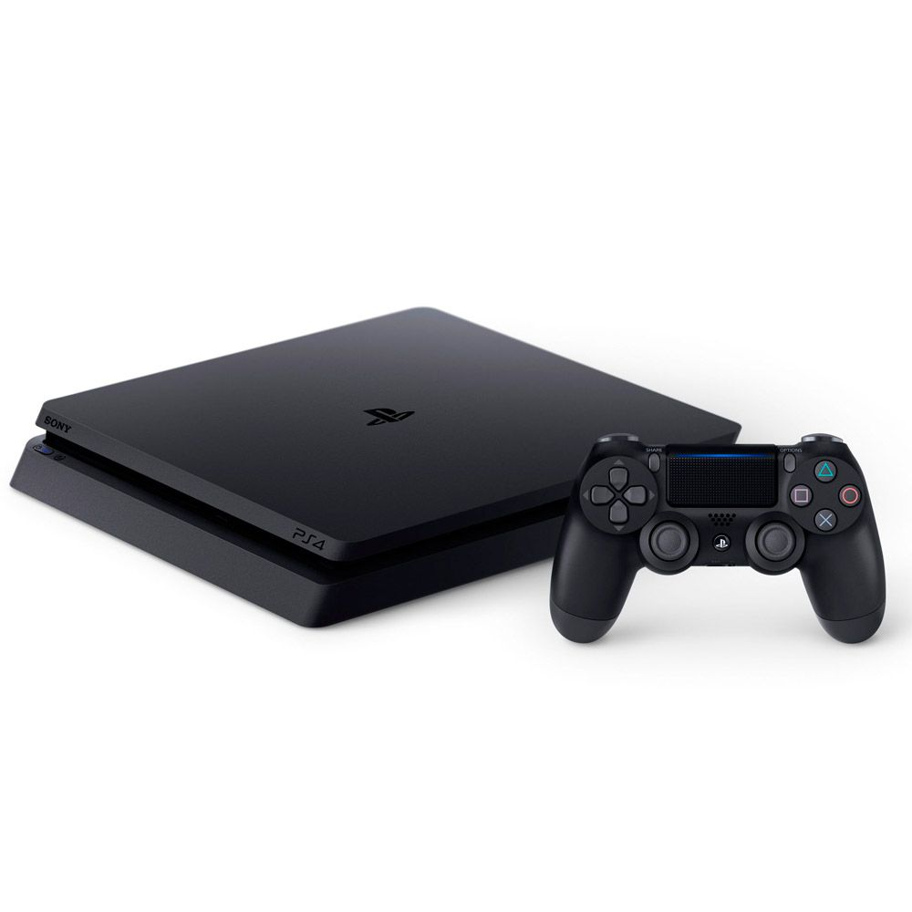 CONSOLE SONY PLAYSTATION 4 SLIM 500GB 2115A COM THE LAST OF US