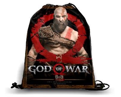 CONSOLE SONY PLAYSTATION 4 SLIM 500GB BRANCO + SACOLA GOD OF WAR EXCLUSIVA