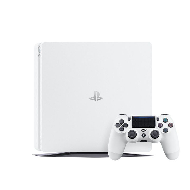 CONSOLE SONY PLAYSTATION 4 SLIM 500GB BRANCO + SACOLA GOD OF WAR EXCLUSIVA