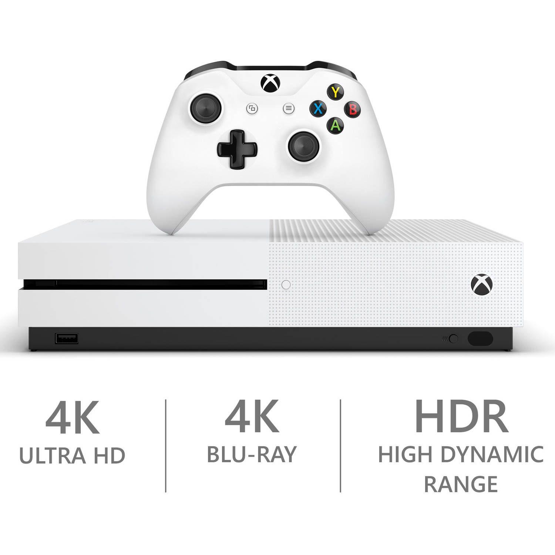 Console Xbox one S 500GB com 2 controles