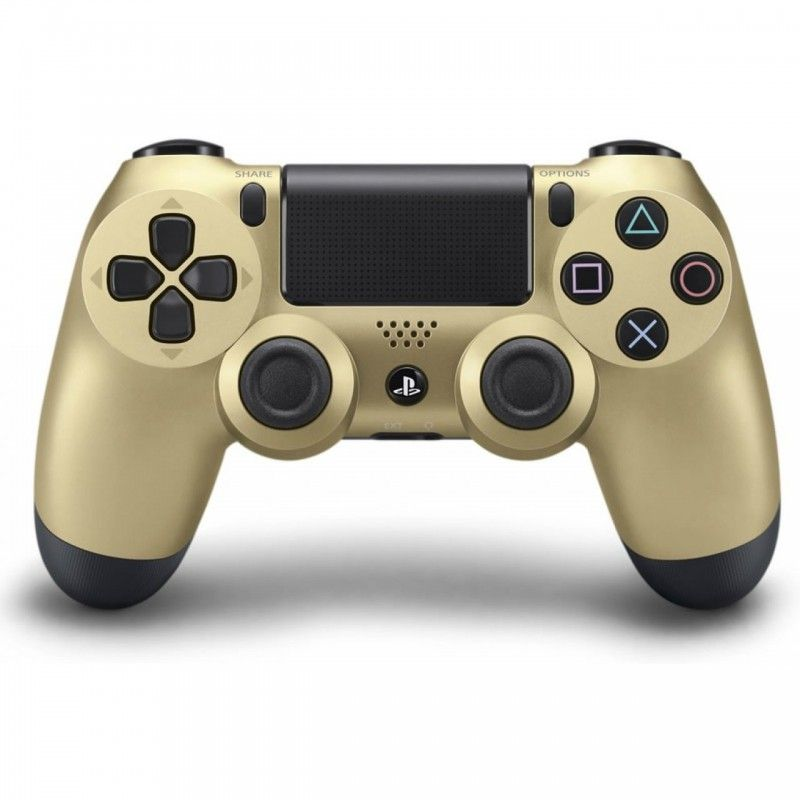 Controle DualShock 4 Dourado - Gold Playstation 4