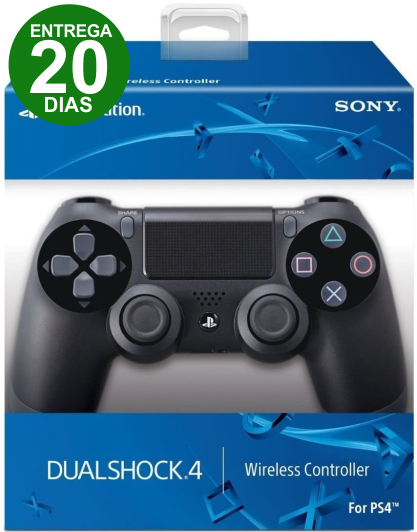 Controle DualShock 4 Playstation 4 (Entrega 20 Dias)