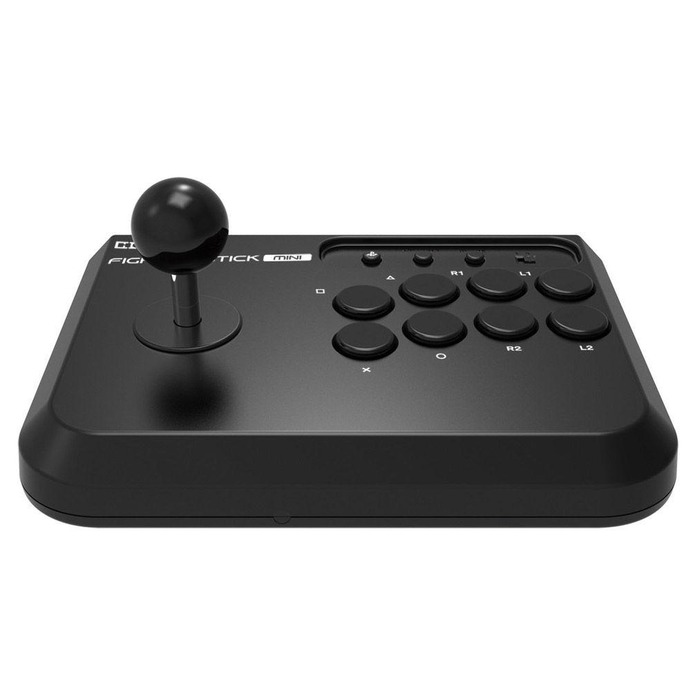 CONTROLE FIGHTING STICK MINI 4 HORI PS4