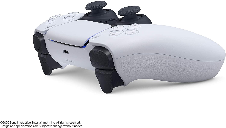 Controle PS5 DualSense Branco Pré-Venda Playstation 5