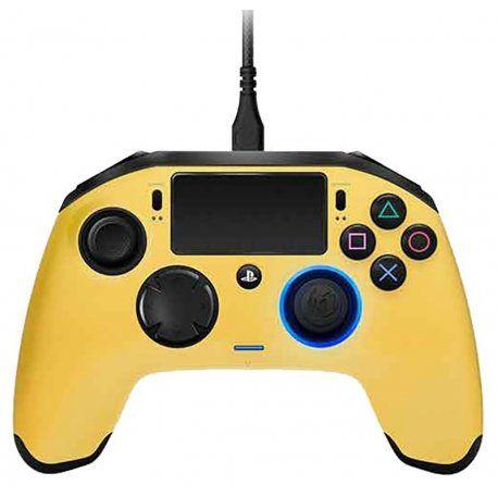 Controle Revolution Pro 2 Nacon V2 para Playstation 4 - Amarelo
