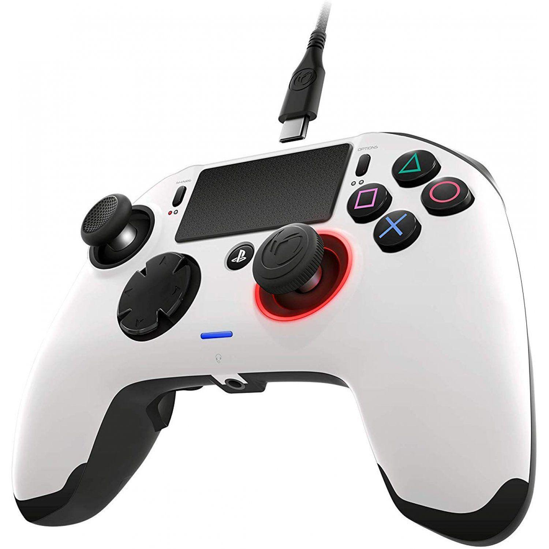 Controle Revolution Pro 2 Nacon V2 para Playstation 4 - Branco