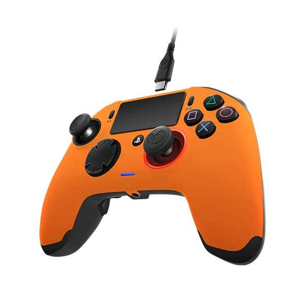 Controle Revolution Pro 2 Nacon V2 para Playstation 4 - Laranja