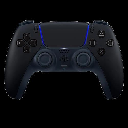 Controle sem fio Dualsense - Midnight Black PlayStation 5 PS5 Sony