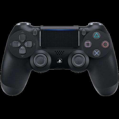 Controle Sony Dualshock 4 PS4, Sem Fio, Preto