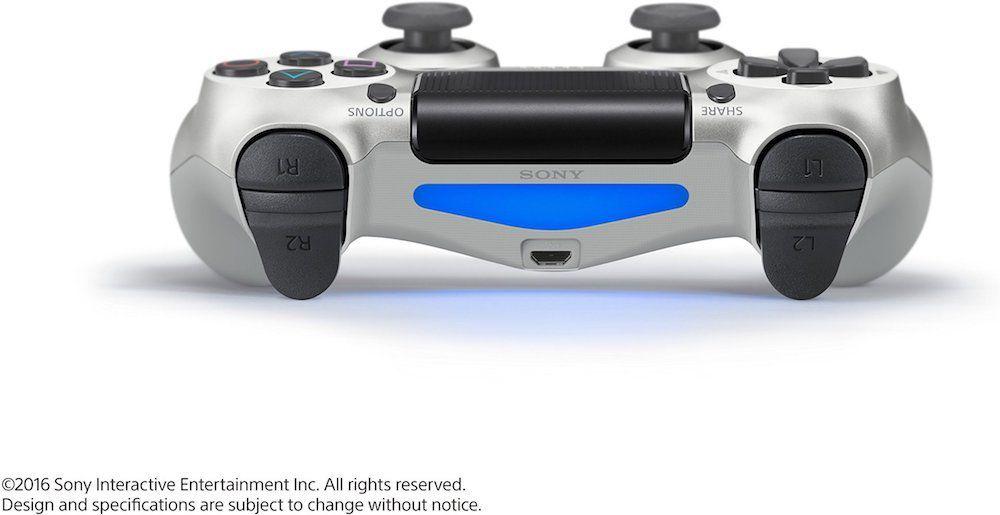Controle Sony Sem Fio Dualshock 4 PS4 - Cinza