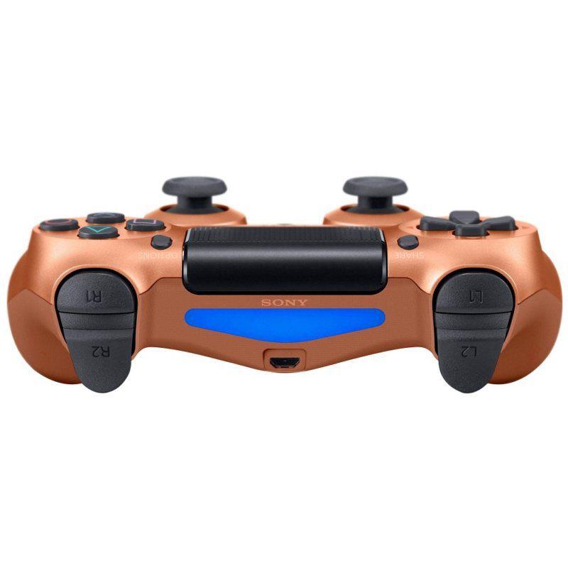 Controle Sony Sem Fio Dualshock 4 PS4 New Color - Copper
