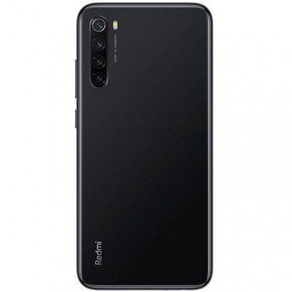 """Celular Xiaomi Redmi Note 8 64gb / 4g / Dual Sim / Tela 6.3"""" / Câmeras 48mp + 8mp + 2mp + 2mp E 13mp - Pretol (Br)(Global)"""