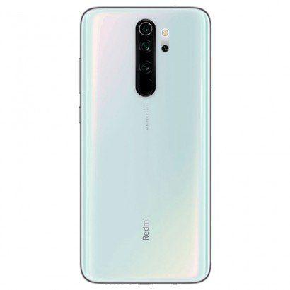 """Celular Xiaomi Redmi Note 8 Pro 64GB / 4G / dual sim / tela 6.53"""" / câmeras 64mp + 8mp + 2mp + 2mp e 20mp - Branco"""
