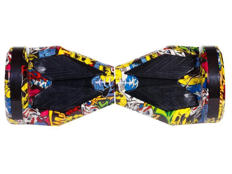 Hoverboard Skate Elétrico Hip-Hop Yellow (amarelo) Smart Balance Wheel 6,5 Polegadas