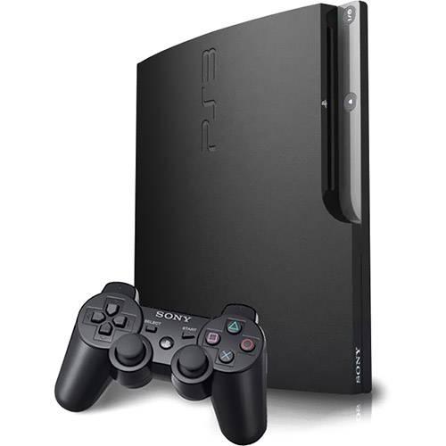Playstation 3 SLIM SEMINOVO 500gb