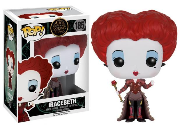 FUNKO POP! IRACEBETH - ALICE THROUGH THE LOOKING GLASS #185