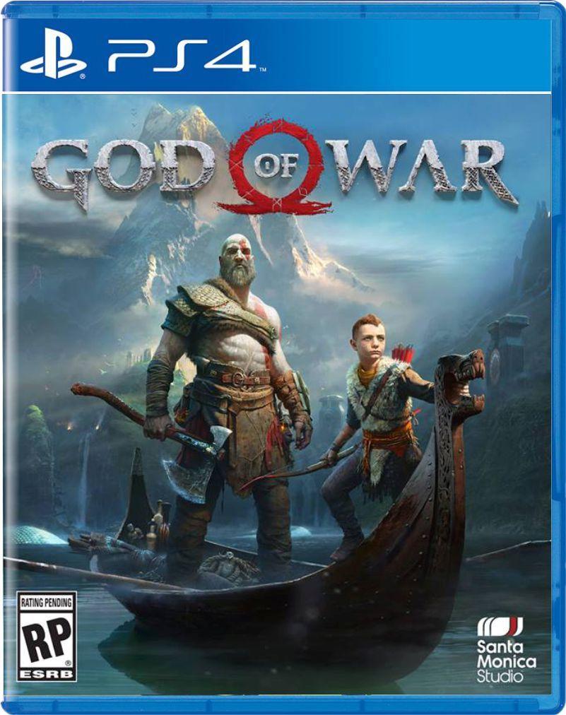 God of War (Pré-venda) - PS4