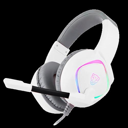 Headset Gamer Motospeed G750, RGB, 7.1 Virtual, Drivers 40mm - G750 Branco