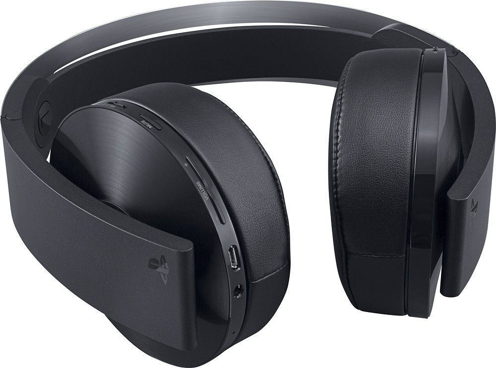 Headset Sony Platinum 7.1 Wireless - PS4