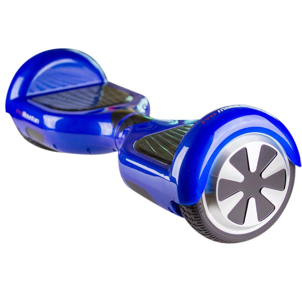 a5db24a7ea5 ... Hoverboard Skate Elétrico Azul Smart Balance Wheel 6