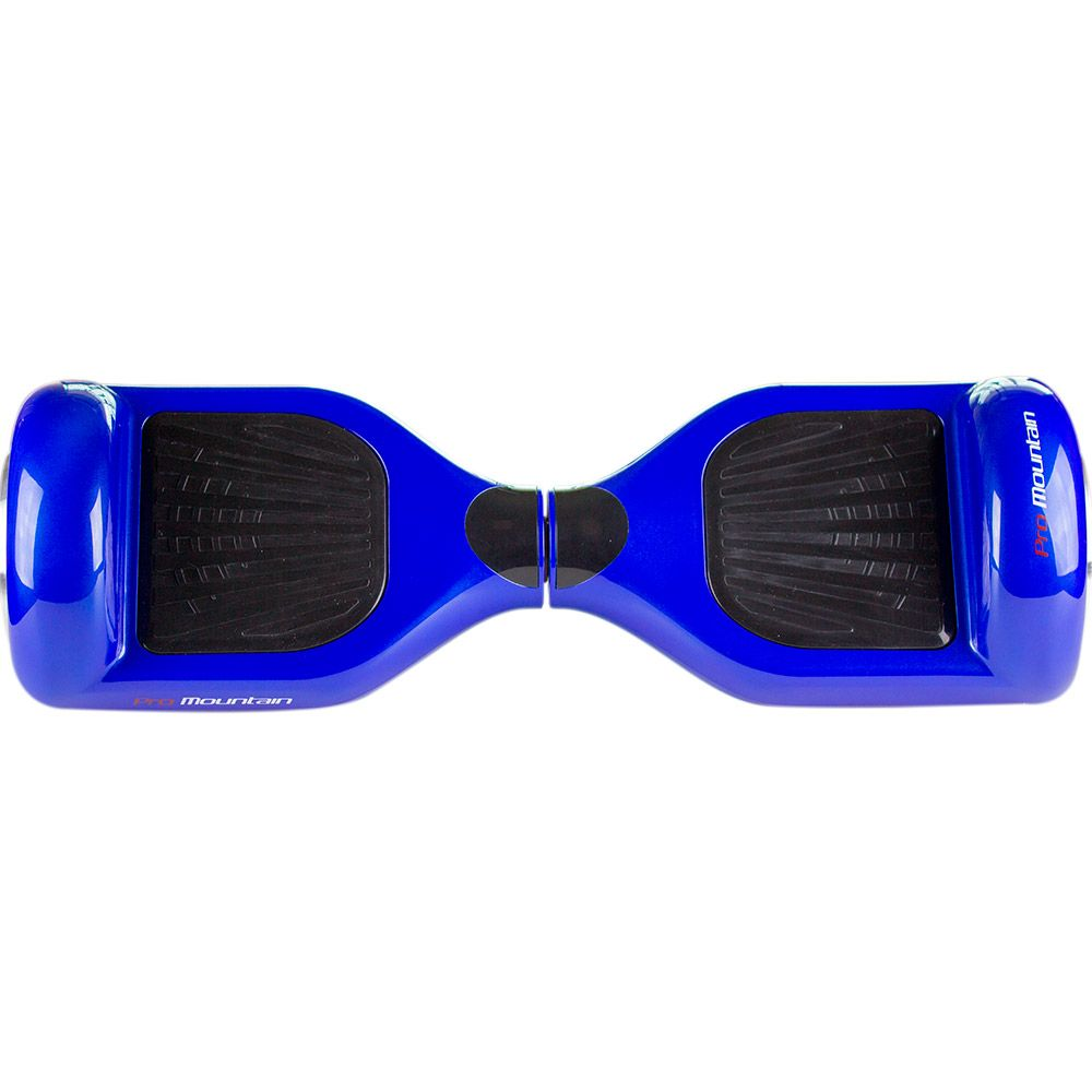 Hoverboard Skate Elétrico Azul Smart Balance Wheel 6,5 Polegadas