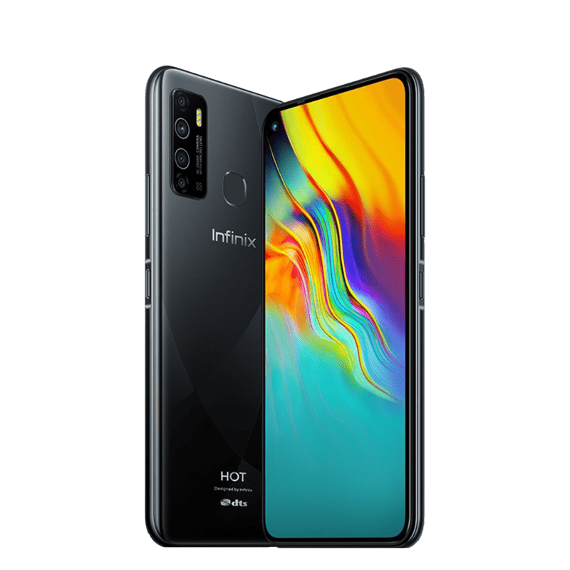 Infinix Hot 9 4GB 64GB 16MP Quad AI camera | 6.6