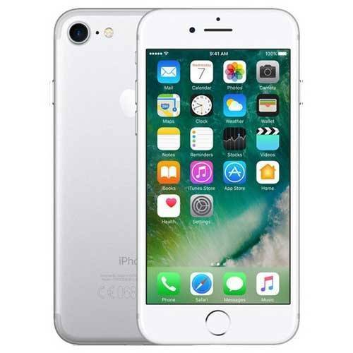 IPHONE 7 128GB SILVER CINZA SWAP SEMI NOVO