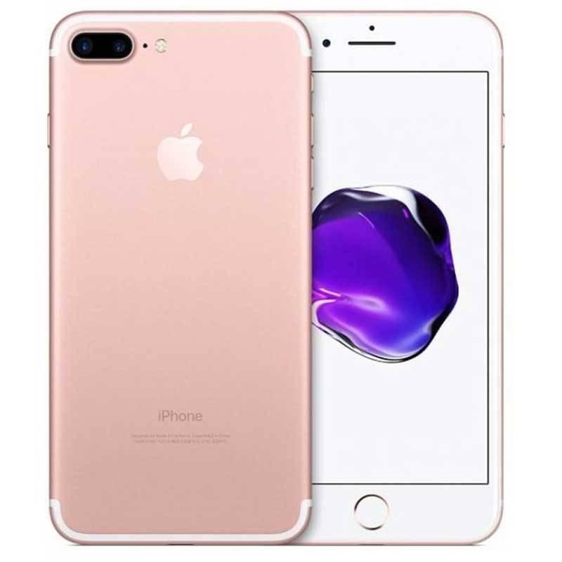 IPHONE 7 PLUS 128GB ROSE SWAP SEMI NOVO