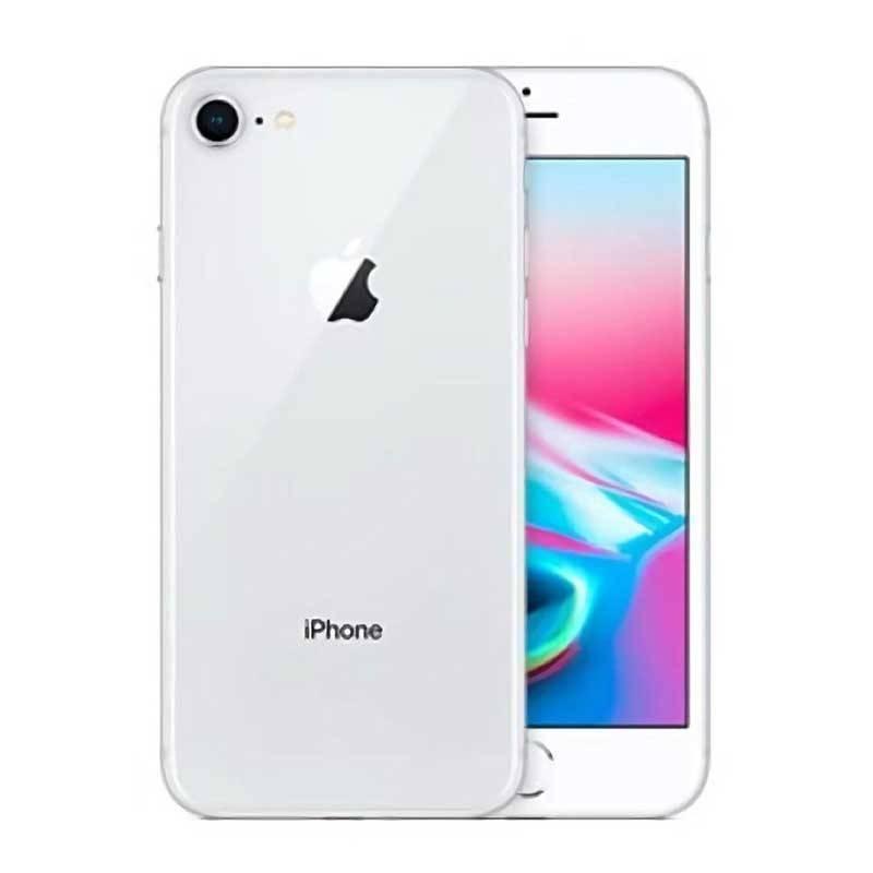 IPHONE 8 64GB SILVER SWAP SEMI NOVO
