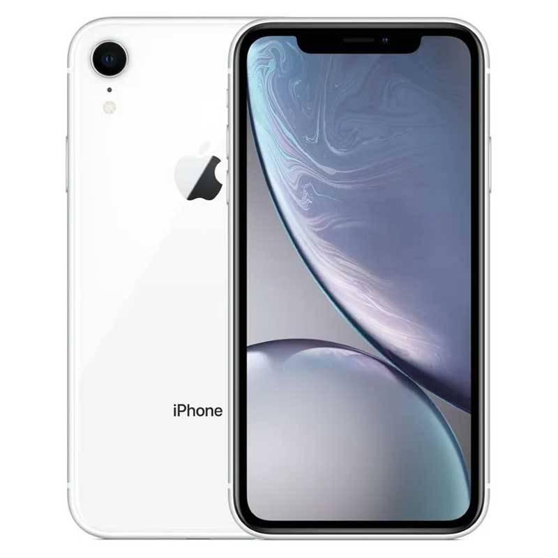 IPHONE XR 128GB BRANCO SWAP SEMI NOVO