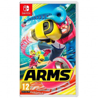 Jogo Arms Nintendo Swtich