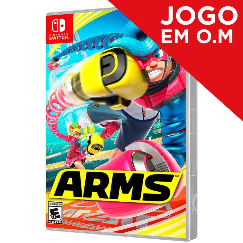 JOGO ARMS SWITCH (Em O.M)