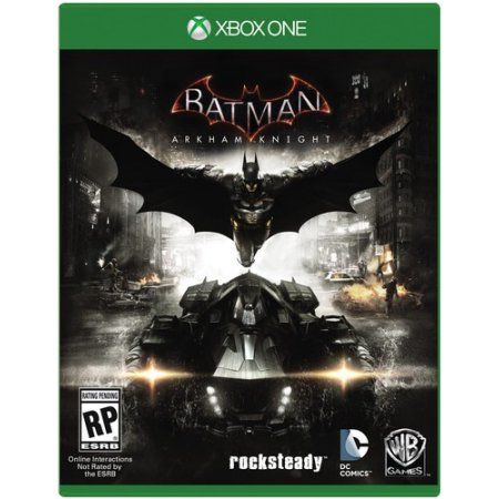 JOGO BATMAN ARKHAM KNIGHT XBOX ONE