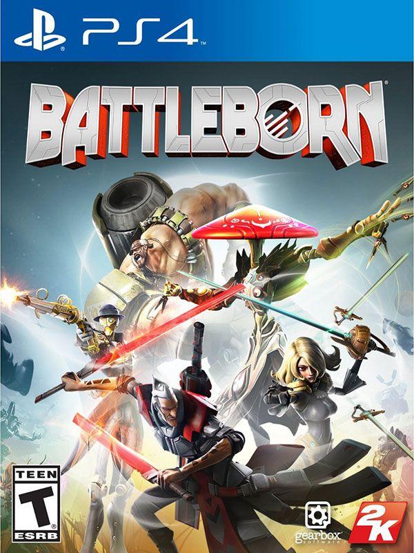 JOGO BATTLEBORN PS4