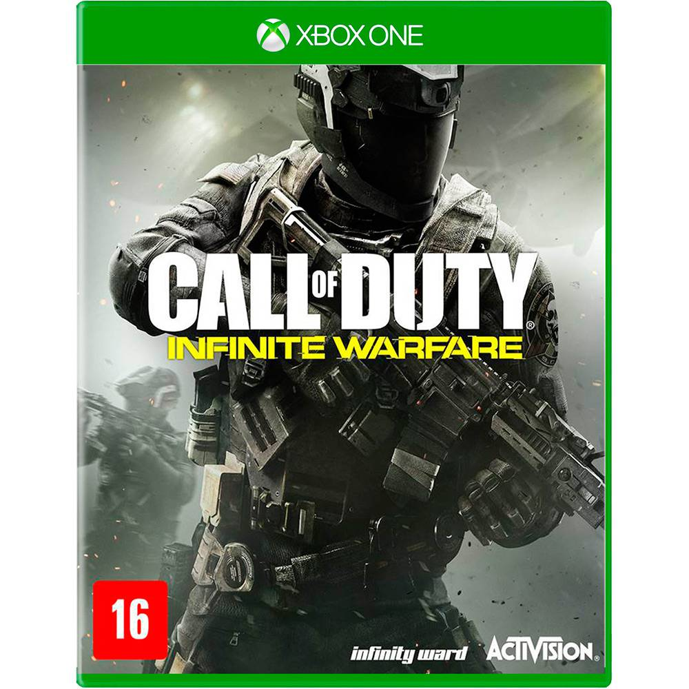 JOGO CALL OF DUTY IW XBOX ONE