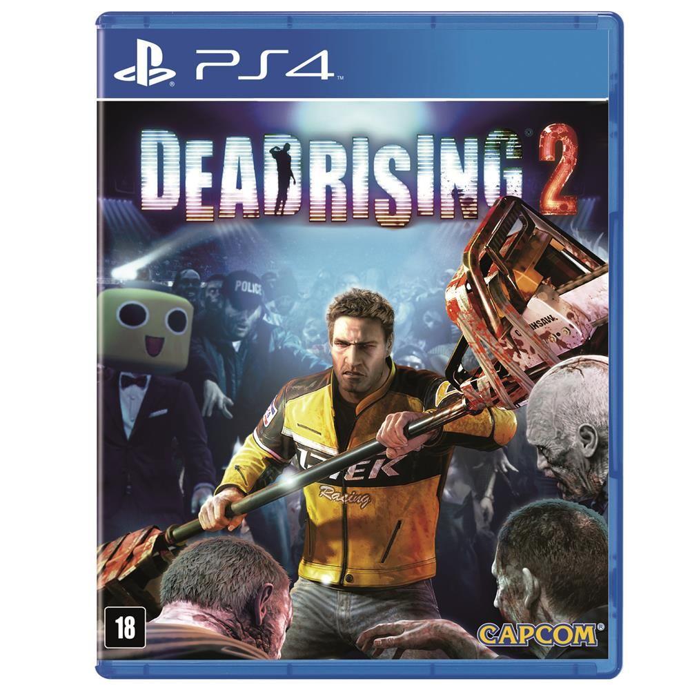 JOGO DEAD RISING 2 PS4