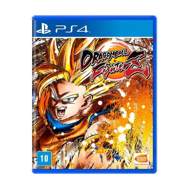 JOGO DRAGON BALL FIGHTER Z PS4