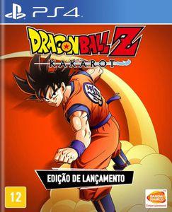 JOGO - Dragon Ball Z Kakarot PS4