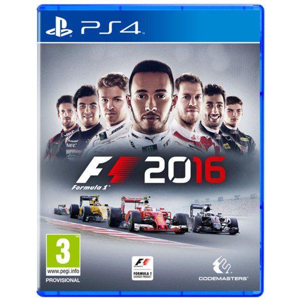 JOGO F1 2016 PS4