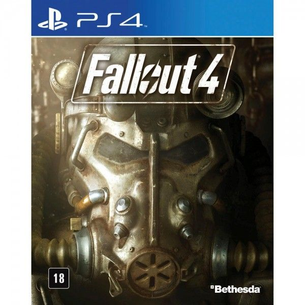 JOGO FALLOUT 4 PS4